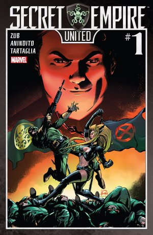 Secret Empire - United # 1 Issue (2017)