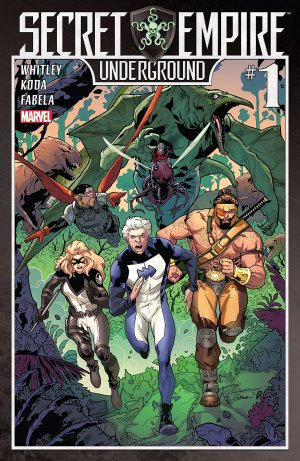 Secret Empire - Underground édition Issue (2017)