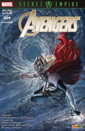 Infamous Iron Man # 9 Kiosque V5 (2017 - 2018)