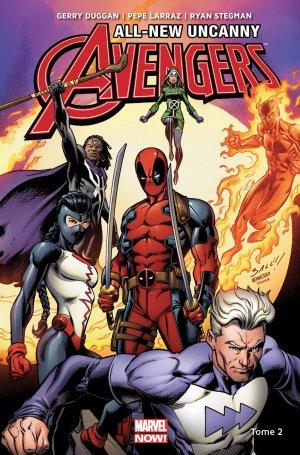 All-New Uncanny Avengers # 2