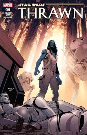 Star Wars - Thrawn édition Issues (2018)