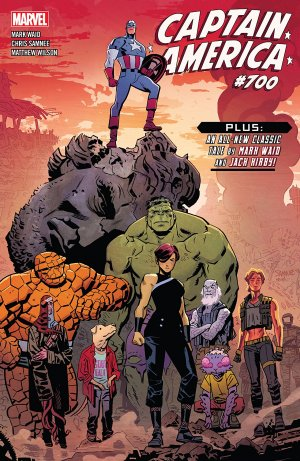 Marvel Legacy - Avengers Extra # 700 Issues V1 Suite (2017 - 2018)