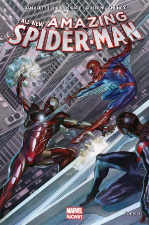 All-New Amazing Spider-Man # 3