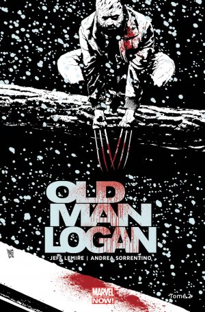 Old Man Logan # 2 TPB Hardcover - Marvel Now! - Issues V2