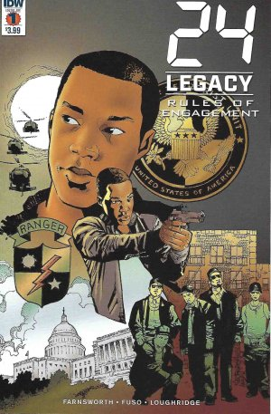24: Legacy - Rules of Engagement édition Issues (2017)