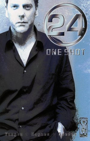 24 - One Shot édition TPB softcover (souple)