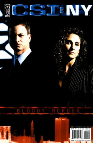 CSI: NY - Bloody Murder édition Issues (2005)