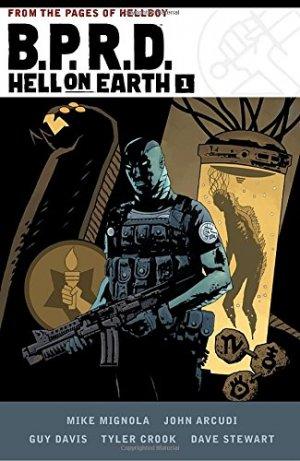 B.P.R.D - L'Enfer sur Terre édition TPB hardcover (cartonnée)