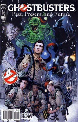 Ghostbusters - Past, Present And Future édition Issues (2009)