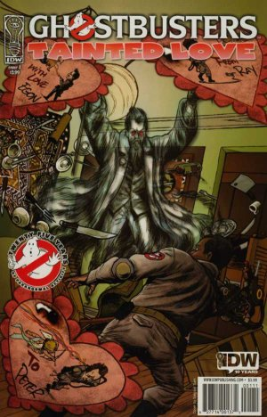 Ghostbusters - Tainted Love édition Issues (2010)