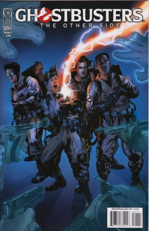 Ghostbusters - The Other Side édition Issues (2008 - 2009)