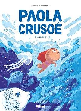 Paola Crusoé 2 Réédition 2018
