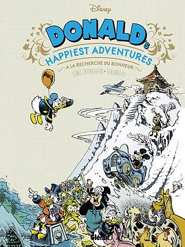 Donald's happiest adventures édition simple