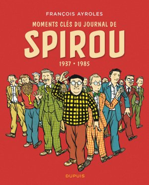 Moments clés du journal de Spirou