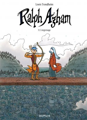 Ralph Azham T.11
