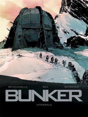 Bunker  Intégrale 2018