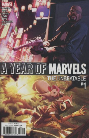 A Year of Marvels - The Unbeatable édition Issue (2016)