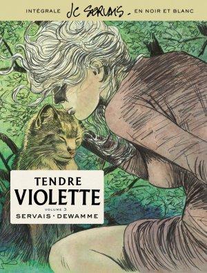 Tendre Violette 3 Intégrale NB 2017