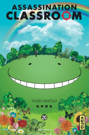 Assassination Classroom 20 Simple