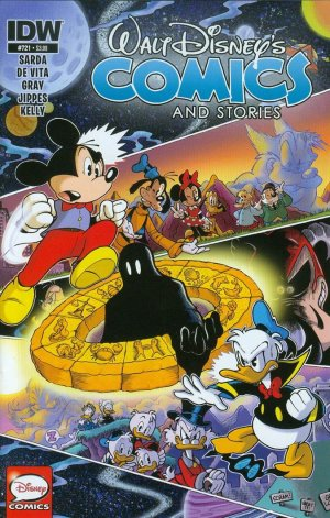 Walt Disney's Comics and Stories édition Issues V1 Suite (2015 - Ongoing)