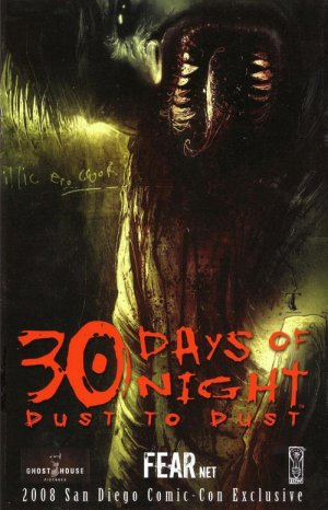 30 Days of Night - Dust to Dust édition Issues (2008)