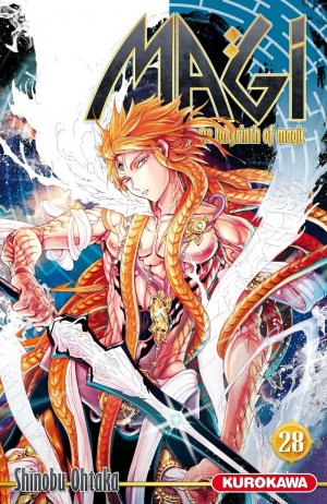Magi - The Labyrinth of Magic T.28