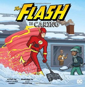 The Flash Is Caring édition TPB softcover (souple)