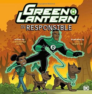 Green Lantern Is Responsible édition TPB softcover (souple)