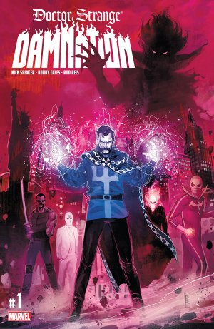 Doctor Strange - Damnation # 1 Issues (2018)