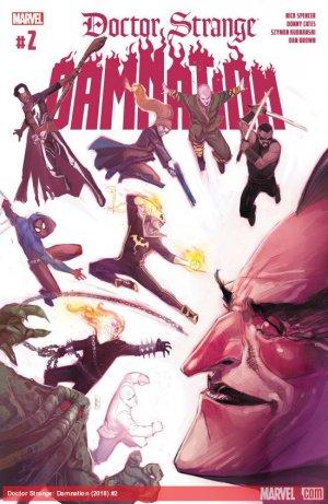 Doctor Strange - Damnation # 2 Issues (2018)