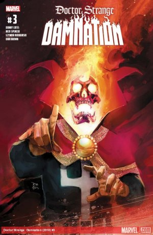Doctor Strange - Damnation # 3 Issues (2018)