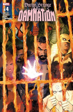 Doctor Strange - Damnation # 4 Issues (2018)