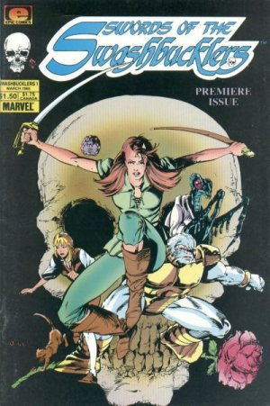 Swords of the Swashbucklers édition Issues (1985 - 1987)