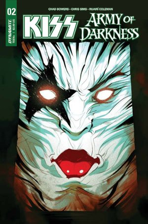 KISS / Army of Darkness # 2 Issues (2018)