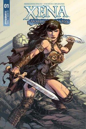 Xena - Warrior Princess édition Issues V5 (2018)