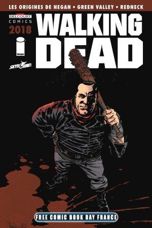 Free Comic Book Day France 2018 - Walking Dead