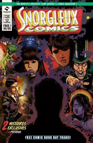 Free Comic Book Day France 2018 - Snorgleux Comics - ElfQuest Et B.E.K édition Kiosque (2018)
