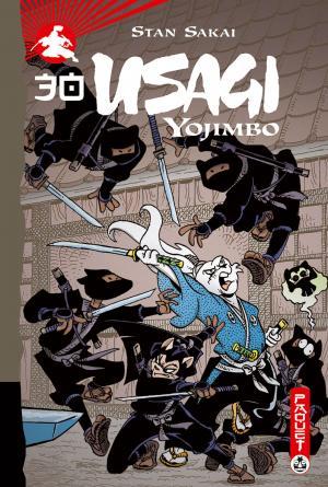 Usagi Yojimbo # 30