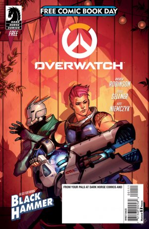 Free Comic Book Day 2018 - General - Overwatch / Black Hammer édition Issue (2018)