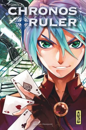 Chronos Ruler édition Simple
