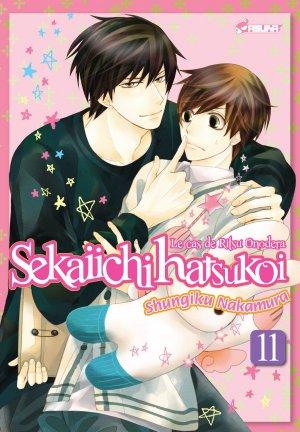 Sekaiichi Hatsukoi 11 Simple