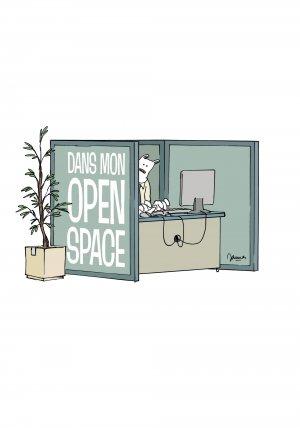 Dans mon open space édition Spéciale