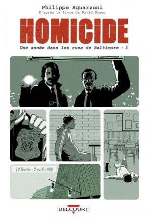 Homicide - Une année dans les rues de Baltimore 3 Simple