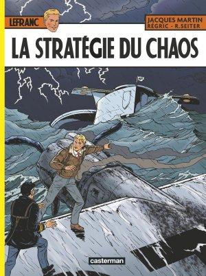 Lefranc 29 - La stratégie du chaos