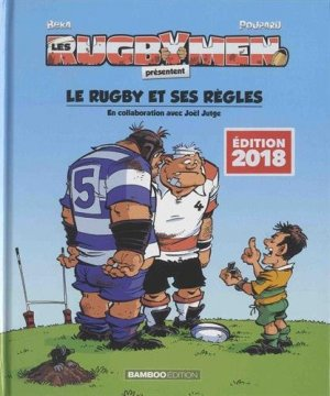 Les rugbymen présentent... édition Réédition 2018