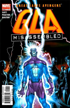 G.L.A. édition Issues (2005)