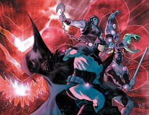 Justice League - No Justice 2