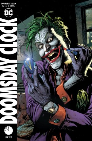 Doomsday Clock # 5 Issues (2017 - 2018)