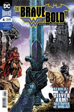 The Brave and the Bold - Batman and Wonder Woman # 4 Issues