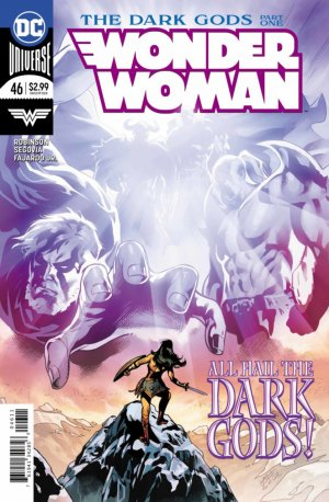 Wonder Woman # 46 Issues V5 - Rebirth (2016 - en cours)